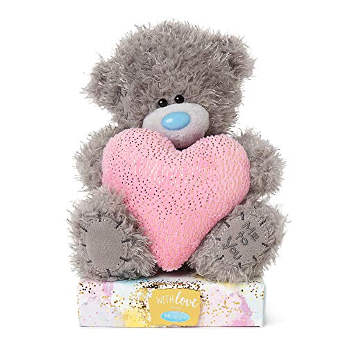 Me to You AP701077 Me to You Pink Love Heart Tatty Teddy