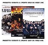 I Mercenari la Trilogia 3 Dvd ...VENDUTO SPEDITO DA VIDEO LINE