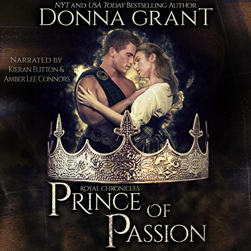 Prince of Passion Audiobook By Donna Grant cover art
