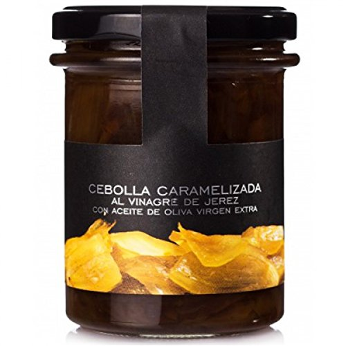 Cebolla Caramelizada al Vinagre de Jerez (220 g) - La Chinata