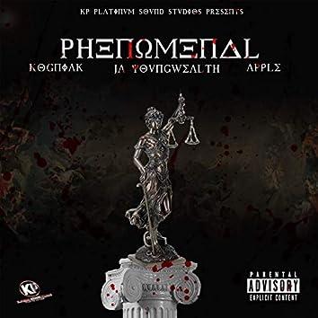 Phenomenal (feat. JA Young Wealth & Apple)
