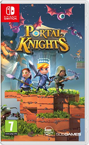 JEU Consolle 505 Games Portal Knights Switch