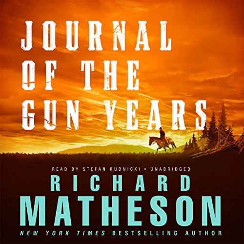 Journal of the Gun Years audiobook cover art