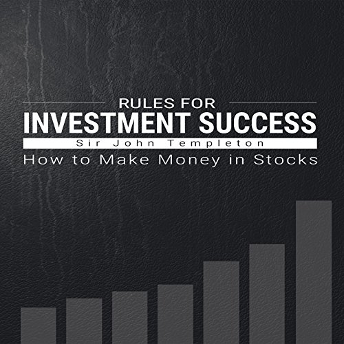 Rules for Investment Success audiobook cover art