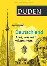 Duden Deutschland - Alles, was man wissen muss (2015-03-01)