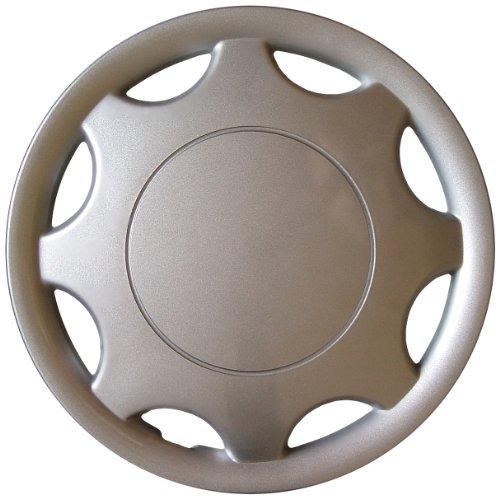 Farad 1-206/15 Set 4 Coppe Copriruota Universali da 15 Pollici
