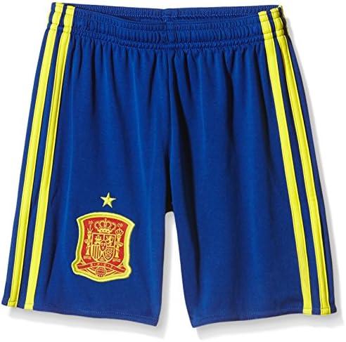 adidas 1ª Equipación Federación Española de Fútbol 2016/2017 - Pantalón Corto para niños: Amazon.es: Ropa y accesorios