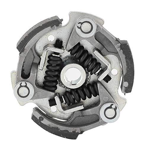 EBTOOLS Mini Pocket Bike Teile Kupplung Montage Aluminiumlegierung für 33cc 43cc Mta4 Pocket Bike