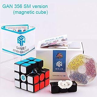 BEAUTY4U-Magic Cubes - GAN 356 Air SM X 3x3x3 magnetic puzzle magic cube professional gan356 x speed cube magico gan354 M ...