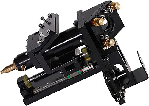 popular Cloudray CO2 Laser Cutting Head Metal Non-Metal online sale Hybrid Auto Focus for Laser Cutting Engraving outlet online sale Machine HN1(Black) outlet online sale