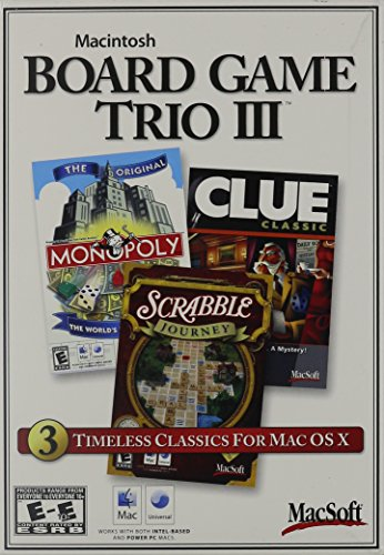 Ultimate Board Game Trio 3 - Mac