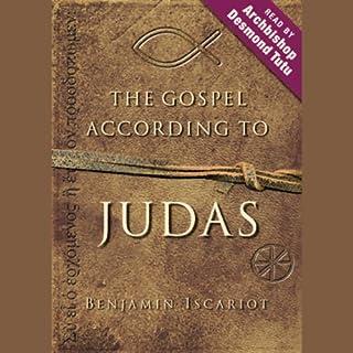 The Gospel According to Judas, by Benjamin Iscariot cover art