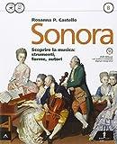 Sonora. Con Quaderno. Per la Scuola media. Con CD-ROM. Con e-book. Con espansione online (Vol. 2)
