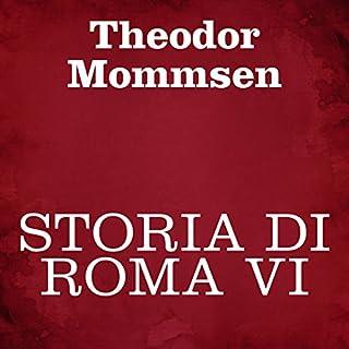 Storia di Roma 6 audiobook cover art