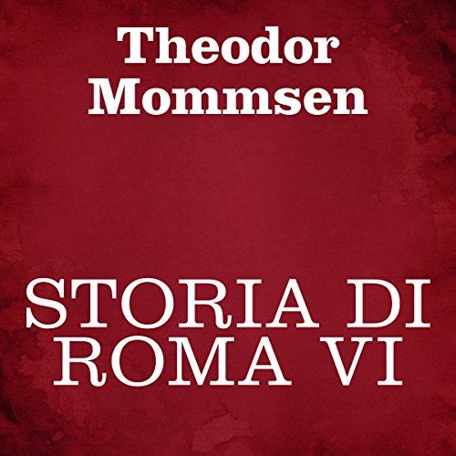 Storia di Roma 6 copertina