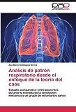 Análisis de patrón respiratorio desde el enfoque de la teoría del caos: Estudio comparativo entre pacientes durante la retirada de la ventilación mecánica y un grupo de voluntarios sanos
