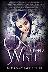 Once Upon A Wish: 16 Dreamy Faerie Tales (Once Upon Series Book 6)