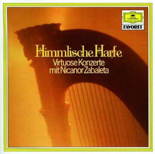 Nicanor Zabaleta, Paul Kuentz Chamber Orchestra & Paul Kuentz