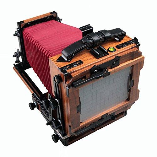 完全新品 HZX45-IIA Shen Hao ウォールナット木製 畳ま 4x5 大判カメラフィールドカメラ