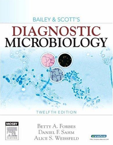 Bailey & Scott's Diagnostic Microbiology (Diagnostic...