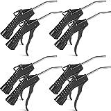 8 Pieces Power Air Blow Tools Air Nozzle Blower Gun Pistol Grip Air Blow Tool Air Compressor Accessories for Industrial Household Mechanics Compressor Air Blow