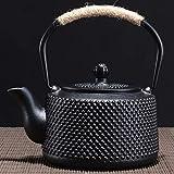 ZCME-power Tetera Japonesa Tetera de Hierro Fundido Tetera con infusor para té Suelto, Tetera de Hierro Fundido Tipo de...