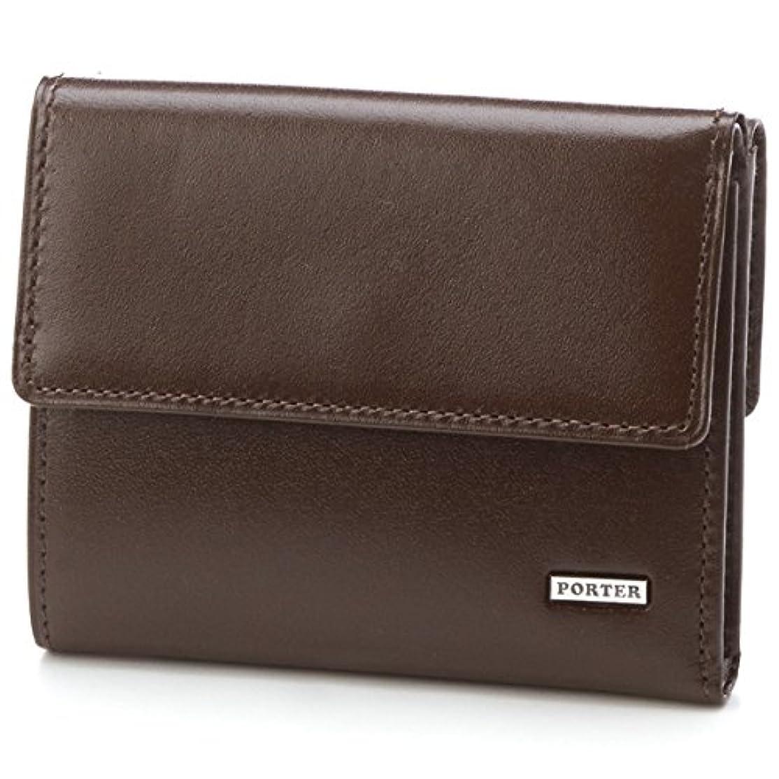 致死サンプルスマッシュポーター(PORTER) ポーター シーン ウォレット 二つ折り財布(110-02971)