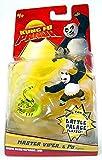 Kung Fu Panda Movie Figure 2-Pack Master Viper & Po by Mattel