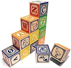 product image for Uncle Goose Norwegian ABC Blocks - Made in USA