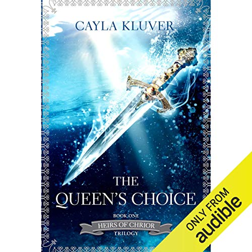 The Queen's Choice audiobook cover art