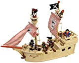 Tidlo - Barco Pirata