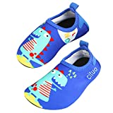 TAGVO Baby Boy Girl Water Shoes, Quick Drying Barefoot Skin Aqua Sock...