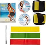 Brazil Butt Lift Maximum Results is an add-on for the Brazil Butt Lift base kit and provides exceptional results Includes 3 additional workouts on 2 DVDs: Rio Extreme, Abs Rapido, Uppercuts Helpful tools to intensify your workout: Booty Booster Ankle...