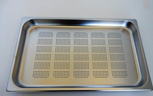 Fimel - Bacinella gastronorm inox forata GN1/1 530x325 P.40 mm