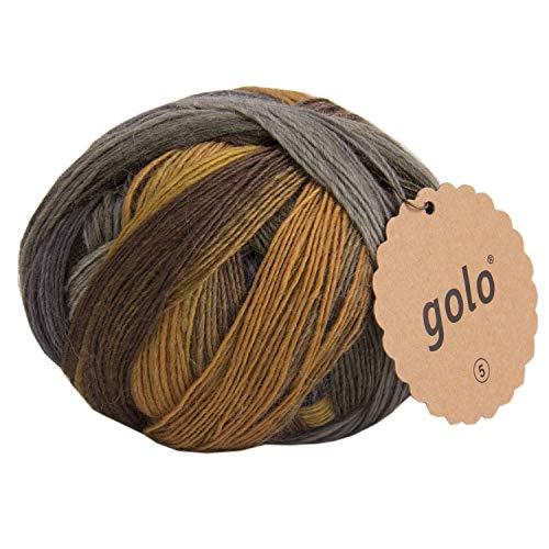 golo Brand Wool Yarn 3.5oz Cashmere…