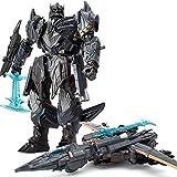 WCCCY Juguetes de deformación de aleación Transformers Figura de Modelo, Toy Boy Robot deformado de Niños Modelo Meg Regalo □ Tron 007