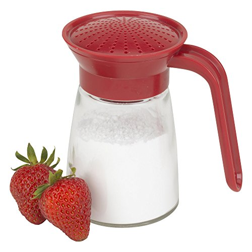 Good Cook Glass Shaker, 5.5 oz, Clear