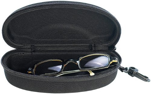 infactory Brillenetui: Stoßabsorbierendes Hardcase-Brillen-Etui, 160 x 75 x 50 mm (Brillenetui Hardcase)