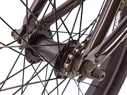 KHE BMX Fahrrad COPE Effect Braun 20 Zoll nur 10,7kg! Limited Edition! - 4