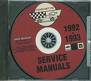 Best 1993 corvette service manual Reviews