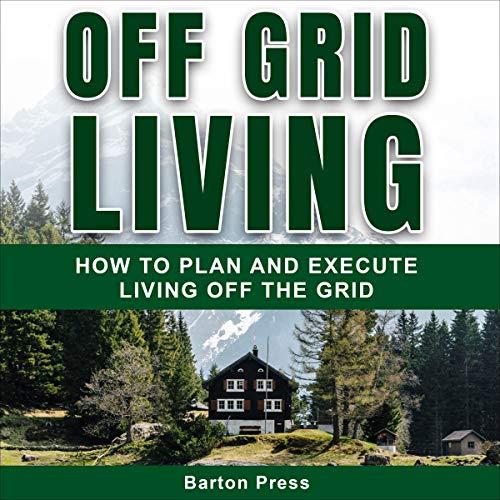 Couverture de Off Grid Living