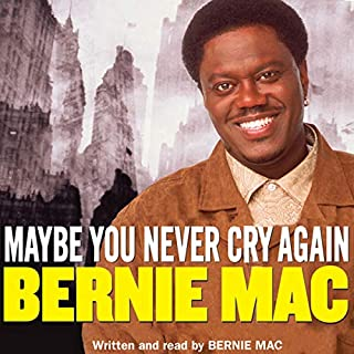 Maybe You Never Cry Again cover art