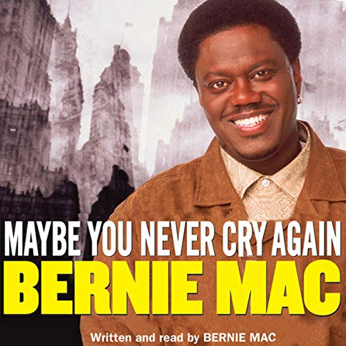 Maybe You Never Cry Again audiobook cover art