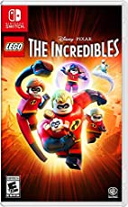Image of LEGO The Incredibles. Brand catalog list of WB Games. Rated with a 4.6 over 5
