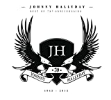 Best of 70e anniversaire von Johnny Hallyday