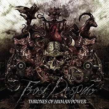 Thrones of Human Power