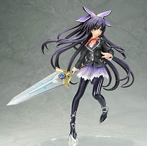 Factorydiy Modelo Figuras de acción Modelo Anime Estatuilla de Uniforme Chica Modelo de PVC Juguetes coleccionables Estatuilla Muñeca 20 cm Reloj Despertador Modelo en Caja Muñecas Estatuas Arte