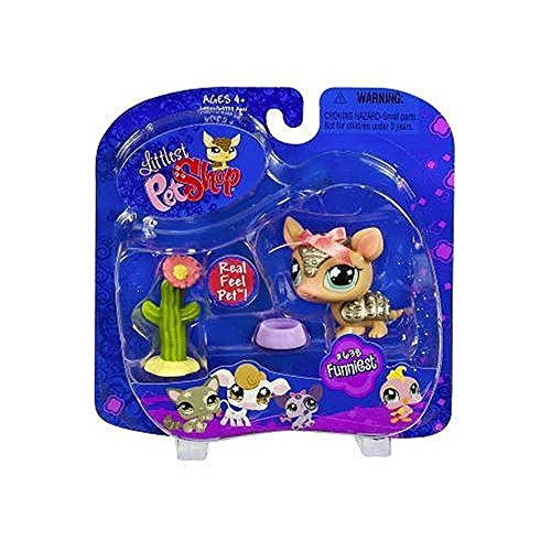 Littlest Pet Shop Pets On the Go Armadillo with Cactus by Hasbro