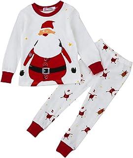 SoonerQuicker Sweat-Shirt Sweat-Shirt Imprim/é Lettre /à Manches Longues No/ëL P/èRe No/ëL Enfant En Bas /âGe B/éB/é Enfants Gar/çOns Filles No/ëL P/èRe No/ëL Sweat Pull Hauts T-Shirt Rouge, 2-