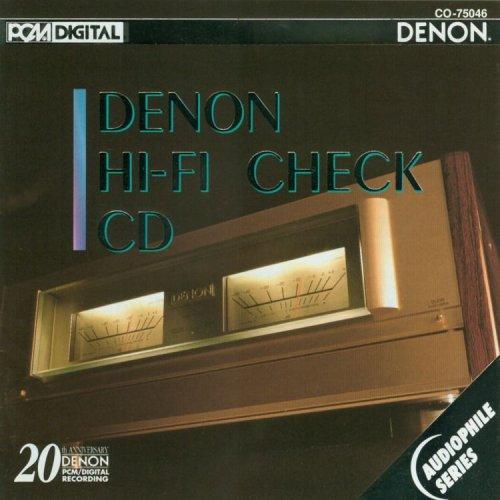Denon Hi-Fi Check CD